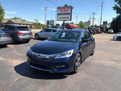 2016 Honda Accord for sale in West Chester, OH