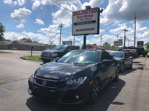 2017 Honda Civic for sale in West Chester, OH