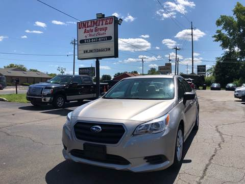 2016 Subaru Legacy for sale in West Chester, OH