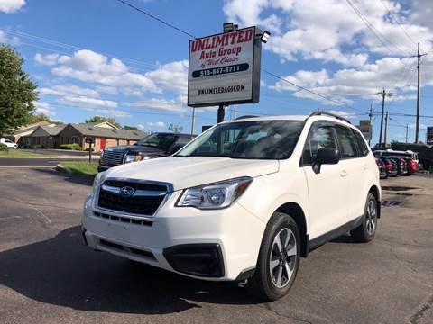 2018 Subaru Forester for sale in West Chester, OH
