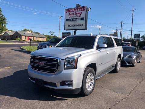 2017 GMC Yukon XL for sale in West Chester, OH