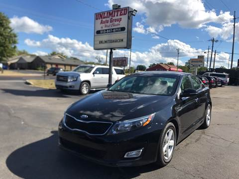 2014 Kia Optima for sale in West Chester, OH