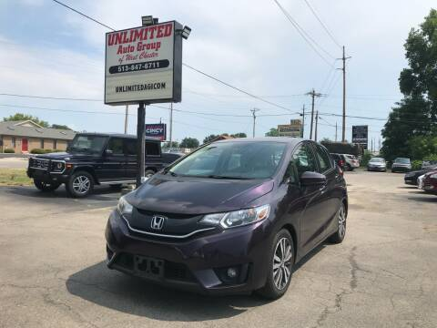 2016 Honda Fit for sale at Unlimited Auto Group in West Chester OH