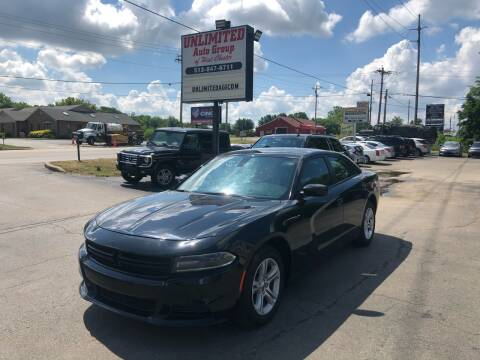 2019 Dodge Charger for sale at Unlimited Auto Group in West Chester OH