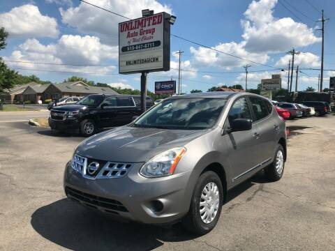 2012 Nissan Rogue for sale at Unlimited Auto Group in West Chester OH