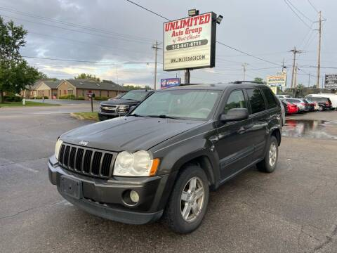 2006 Jeep Grand Cherokee for sale at Unlimited Auto Group in West Chester OH