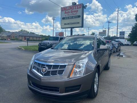 2011 Cadillac SRX for sale at Unlimited Auto Group in West Chester OH