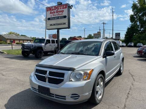 2009 Dodge Caliber for sale at Unlimited Auto Group in West Chester OH