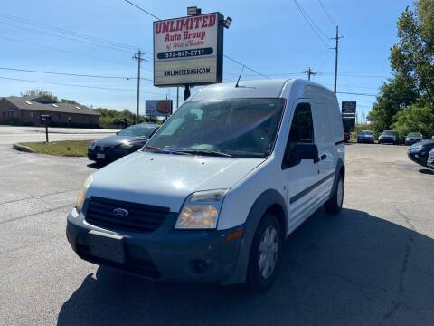 2011 Ford Transit Connect for sale at Unlimited Auto Group in West Chester OH