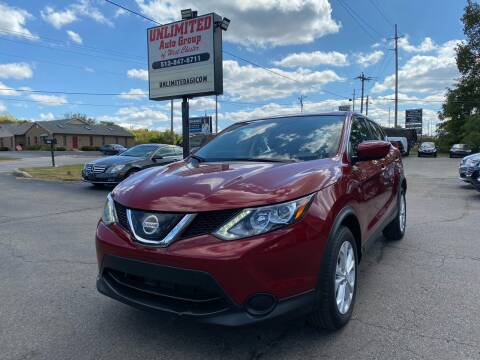 2019 Nissan Rogue Sport for sale at Unlimited Auto Group in West Chester OH