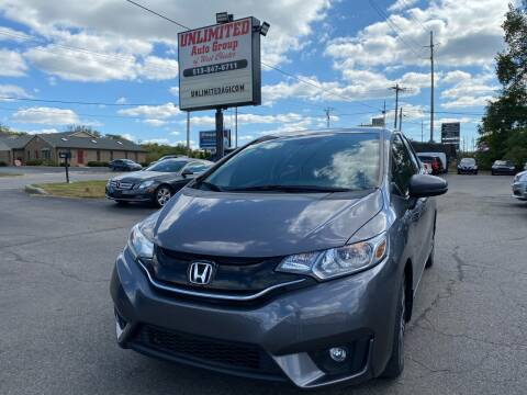 2015 Honda Fit for sale at Unlimited Auto Group in West Chester OH