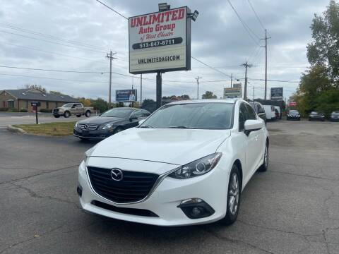 2016 Mazda MAZDA3 for sale at Unlimited Auto Group in West Chester OH