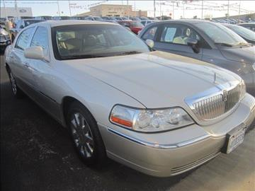 2005 Lincoln Town Car for sale in Yucca Valley, CA