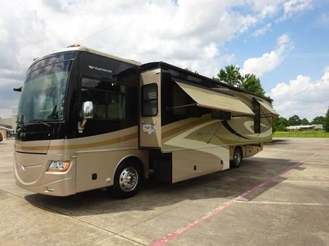 2008 Fleetwood Discovery 39R,  350 HP for sale in Spring, TX
