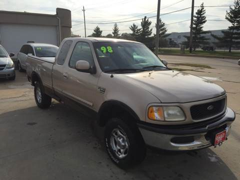 1998 Ford F-150 for sale in Waterloo, IA