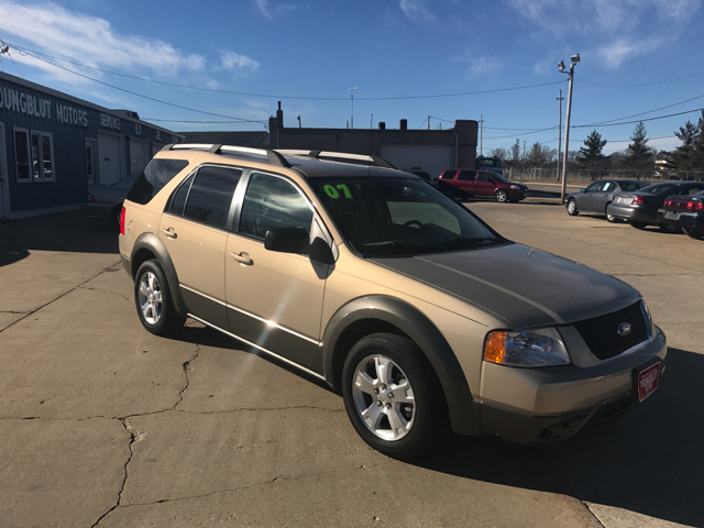 Contact ... & 2007 Ford Freestyle SEL 4dr Wagon In Waterloo IA - Youngblut Motors Pezcame.Com