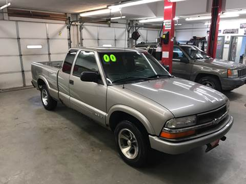 Chevrolet S-10 For Sale in Waterloo, IA - Carsforsale.com®