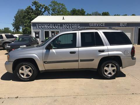 2004 Chevrolet TrailBlazer for sale in Waterloo, IA