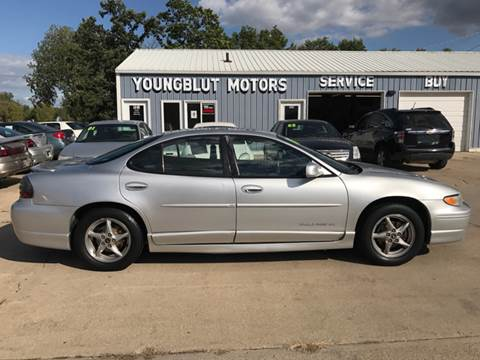 2001 Pontiac Grand Prix for sale in Waterloo, IA