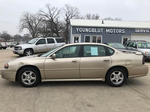 2004 chevrolet impala for sale in waterloo ia. Black Bedroom Furniture Sets. Home Design Ideas