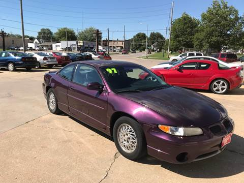 1997 Pontiac Grand Prix for sale in Waterloo, IA