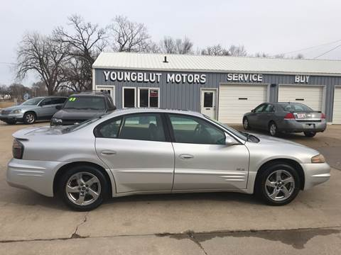 2002 Pontiac Bonneville for sale in Waterloo, IA
