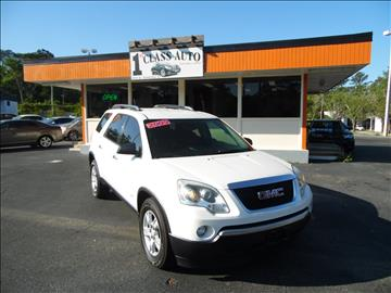 2009 GMC Acadia for sale in Tallahassee, FL