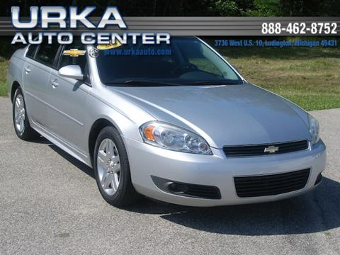 2011 Chevrolet Impala for sale in Ludington, MI