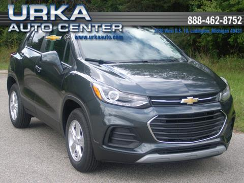 2017 Chevrolet Trax for sale in Ludington, MI