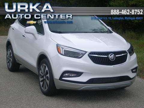 2018 Buick Encore for sale in Ludington, MI