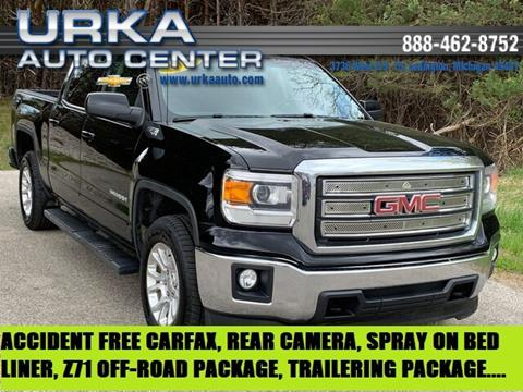 2015 GMC Sierra 1500 for sale in Ludington, MI