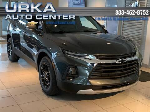 2019 Chevrolet Blazer for sale in Ludington, MI