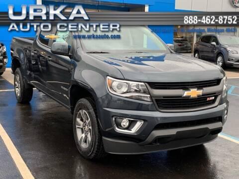 2020 Chevrolet Colorado for sale in Ludington, MI