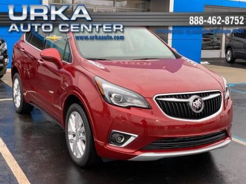 2020 Buick Envision for sale in Ludington, MI