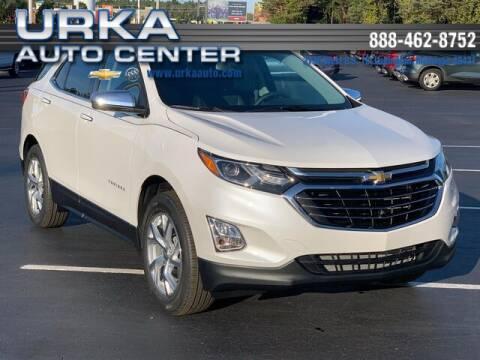 2020 Chevrolet Equinox for sale at Urka Auto Center in Ludington MI