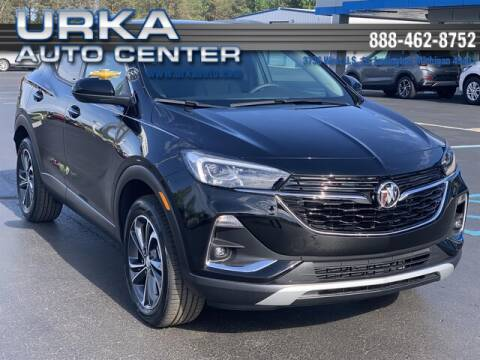 2020 Buick Encore GX for sale at Urka Auto Center in Ludington MI