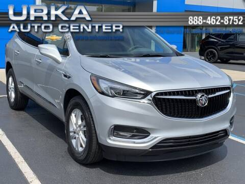 2020 Buick Enclave for sale at Urka Auto Center in Ludington MI