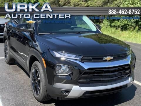2021 Chevrolet TrailBlazer for sale at Urka Auto Center in Ludington MI