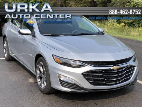 2020 Chevrolet Malibu for sale at Urka Auto Center in Ludington MI