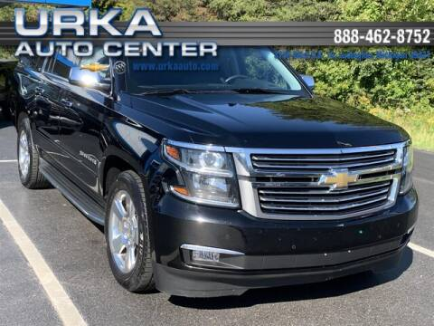 2016 Chevrolet Suburban for sale at Urka Auto Center in Ludington MI