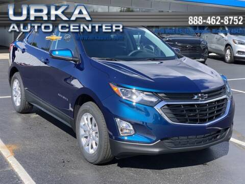 2020 Chevrolet Equinox for sale at Urka Auto Center in Ludington MI