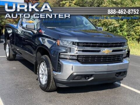 2020 Chevrolet Silverado 1500 for sale at Urka Auto Center in Ludington MI