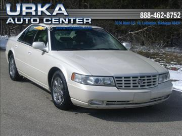 2003 Cadillac Seville for sale in Ludington, MI