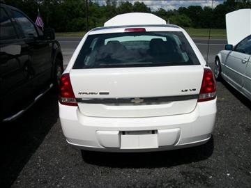 2004 Chevrolet Malibu Maxx for sale in Hampton NJ