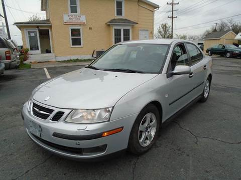 2003 Saab 9-3 for sale at Top Gear Motors in Winchester VA