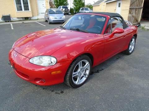 2004 Mazda MX-5 Miata for sale at Top Gear Motors in Winchester VA