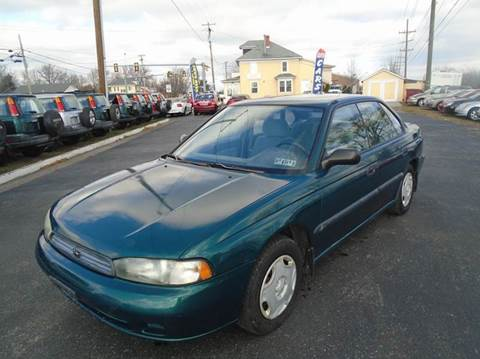 1996 Subaru Legacy for sale at Top Gear Motors in Winchester VA