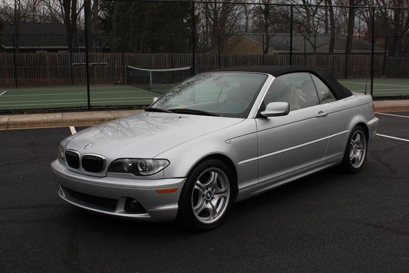 2006 BMW 3 Series for sale at Top Gear Motors in Winchester VA