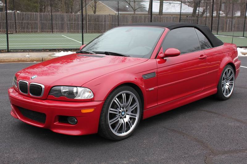 2006 BMW M3 for sale at Top Gear Motors in Winchester VA