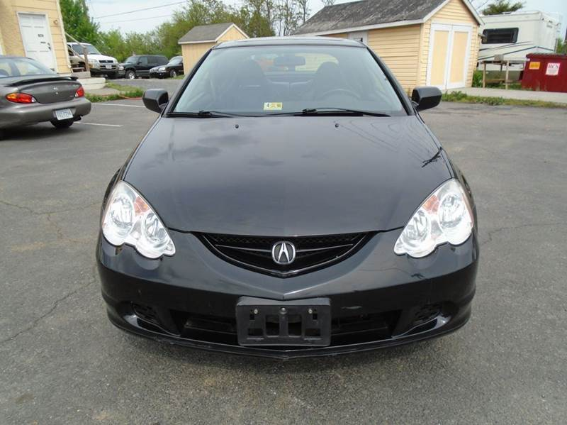 Acura Rsx TypeS Dr Hatchback In Winchester VA Top Gear Motors - Acura rsx type s 2003